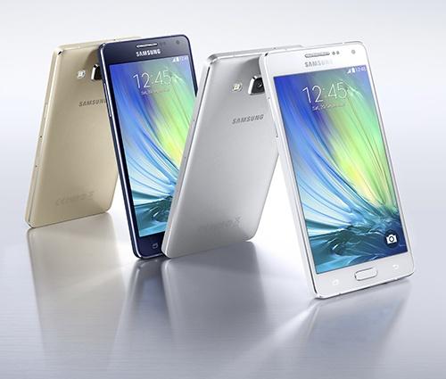 Samsung Galaxy A5: Smartphone tam trung dang gia hinh anh
