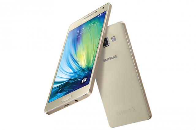 Chon smartphone cho nguoi ca tinh hinh anh 1   Samsung Galaxy A là sự đột phá trong thiết kế của Samsung.