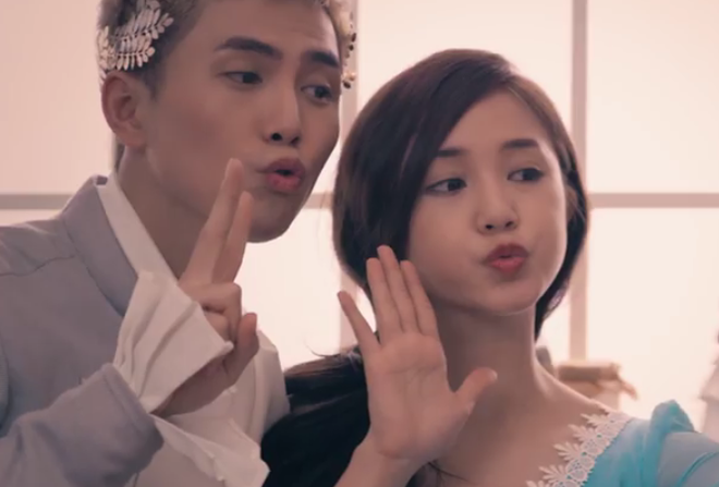 'Selfie - chuyen tinh Lo Lem' - 365 Daband hinh anh