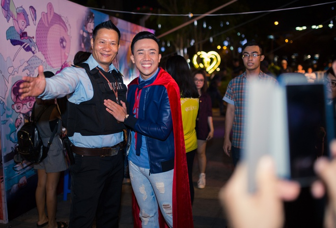 Tran Thanh cover hit cua Hari Won tang hang nghin khan gia hinh anh 25
