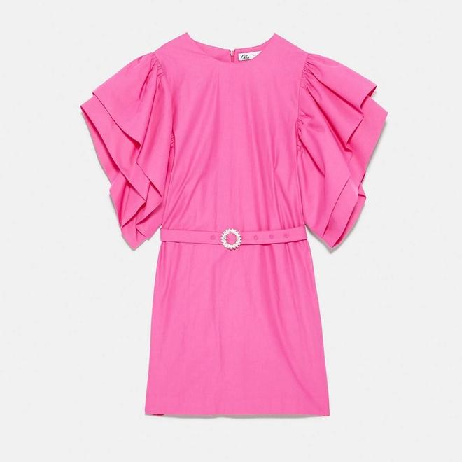 Chua het he, Zara da tung ra 5 xu huong thoi trang dip thu dong 2019 hinh anh 1