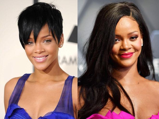 Dien mao cua Rihanna da thay doi the nao sau khi noi tieng? hinh anh