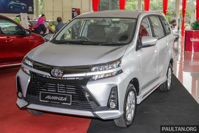 'Xe co' Toyota Avanza 2019 thay doi thiet ke, co them canh bao diem mu hinh anh 9