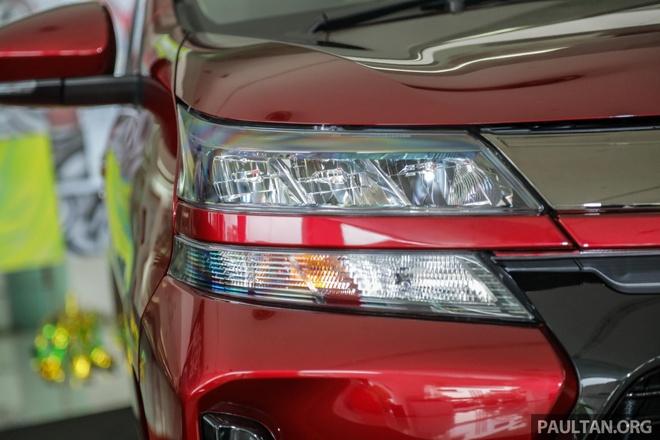 'Xe co' Toyota Avanza 2019 thay doi thiet ke, co them canh bao diem mu hinh anh 3