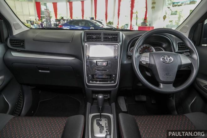 'Xe co' Toyota Avanza 2019 thay doi thiet ke, co them canh bao diem mu hinh anh 6