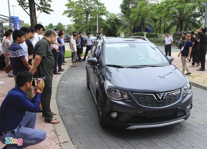 Toyota Wigo, Kia Morning, Hyundai Grand i10 o at giam gia hinh anh 4