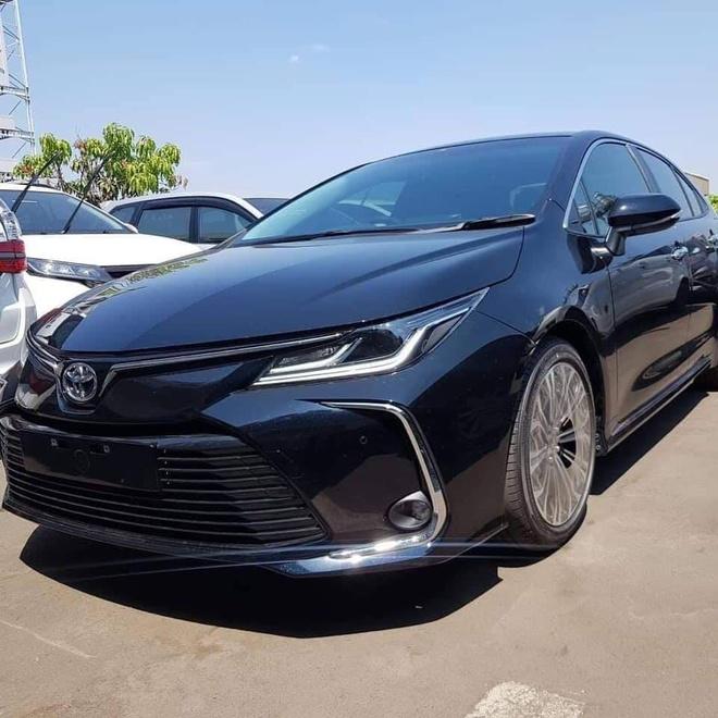 Ro tin don Toyota Corolla Altis 2020 sap ra mat Viet Nam hinh anh 1