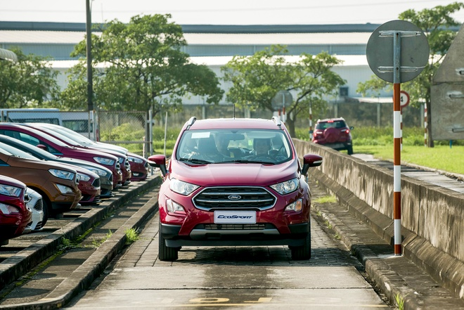 Ford,  EcoSport,  Hyundai,  Kona,  Honda,  HR-V anh 1