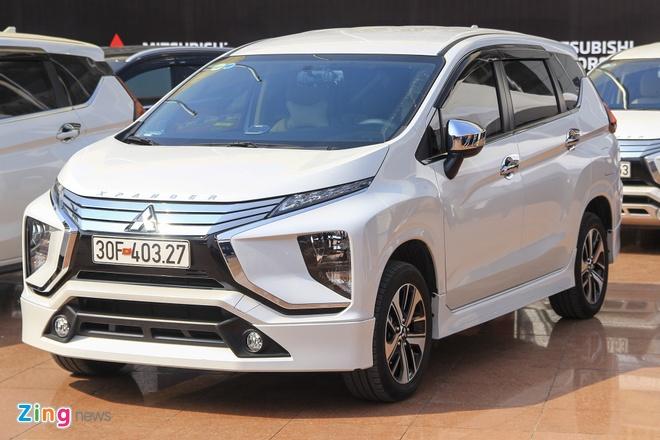 Mitsubishi,  Xpander,  Suzuki,  Ertiga,  Toyota,  Avanza anh 1