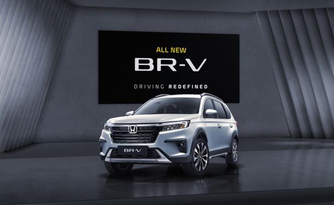 Honda,  BR-V,  xe 7 cho anh 1