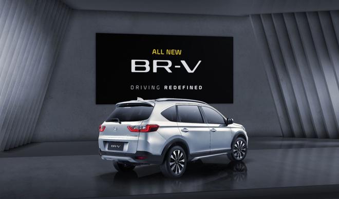 Honda,  BR-V,  xe 7 cho anh 3