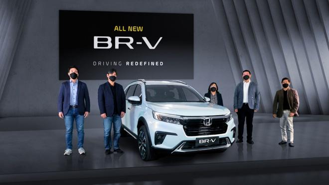 Honda,  BR-V,  xe 7 cho anh 2