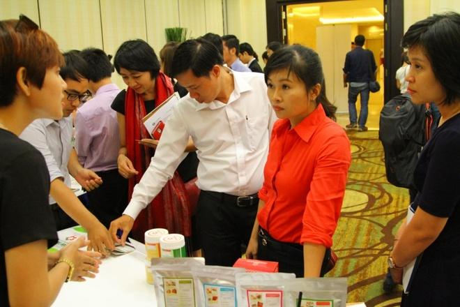 Trien lam nguyen lieu, phu gia thuc pham Fi Vietnam 2016 hinh anh 3
