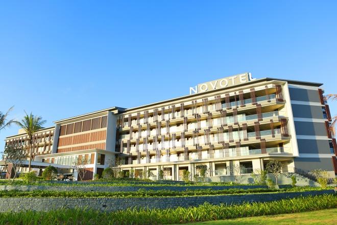 Bay Vietjet nhan uu dai tai Novotel Phu Quoc Resort hinh anh 1