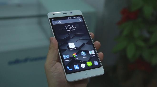 Ule Power: Smartphone cau hinh manh, pin ben hinh anh 3