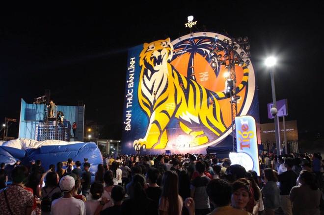 chinh phuc Buc tuong Tiger tai TP HCM anh 6