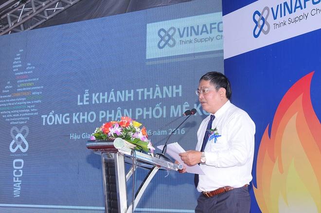 VINAFCO khanh thanh tong kho phan phoi tai Hau Giang hinh anh 2