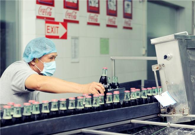 Coca-Cola VN du dieu kien san xuat thuc pham bo sung hinh anh 1
