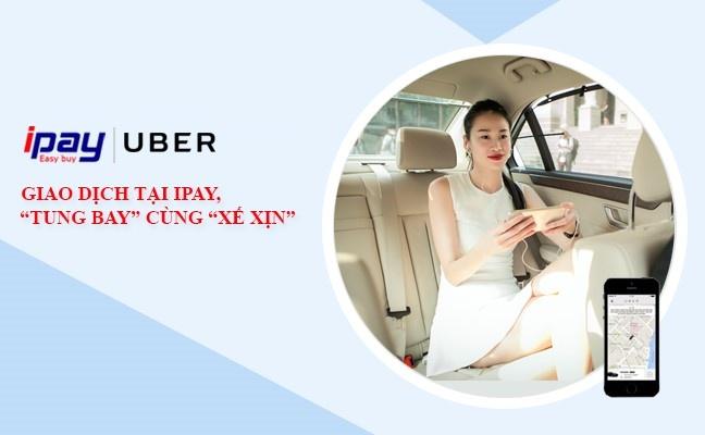 Nap tien dien thoai qua iPay, trai nghiem UberBlack mien phi hinh anh 1