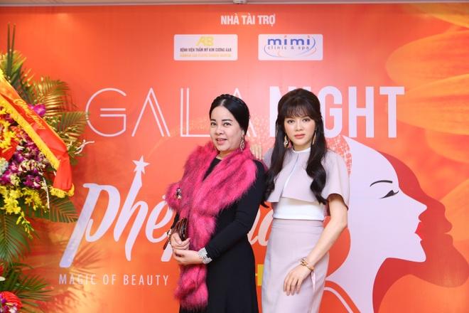 Ly Nha Ky, Viet Anh hoi ngo tai dem gala 'Phep mau sac dep' hinh anh 1