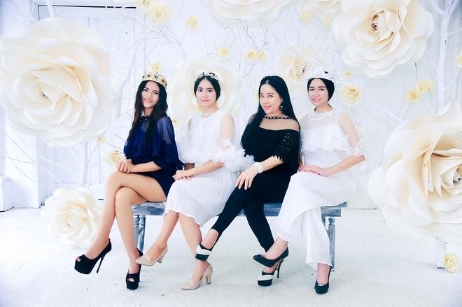Ly Nha Ky, Viet Anh hoi ngo tai dem gala 'Phep mau sac dep' hinh anh 11