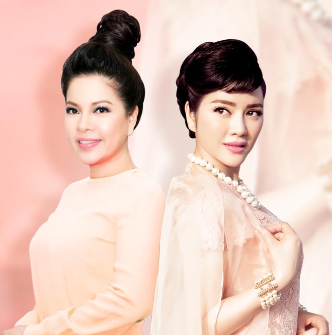 Ly Nha Ky, Viet Anh hoi ngo tai dem gala 'Phep mau sac dep' hinh anh 12