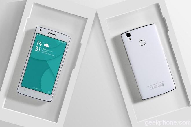 DCO X5 Max - smartphone Nhat Ban voi bo doi camera 8 MP hinh anh 3