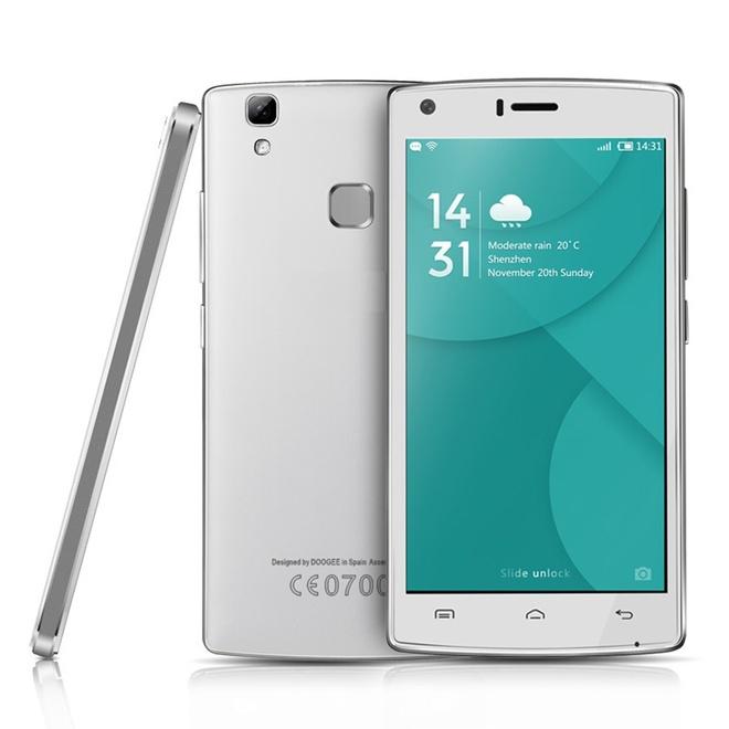 DCO X5 Max  - smartphone nho gon, pin khoe, bo nho lon hinh anh 1