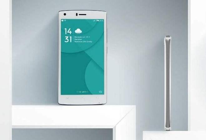 DCO X5 Max  - smartphone nho gon, pin khoe, bo nho lon hinh anh 4