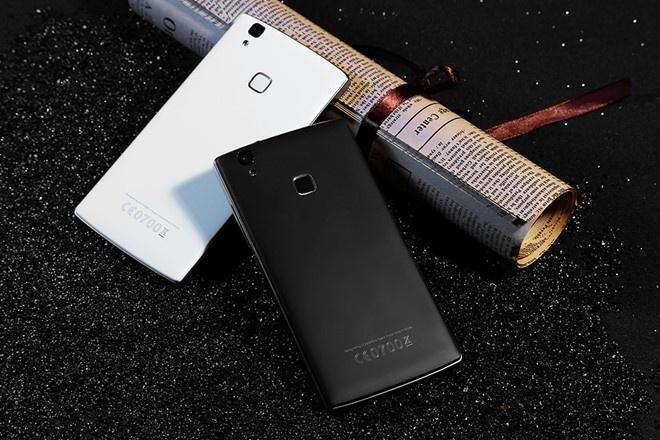 Smartphone DCO X5 Max ho tro dung 2 tai khoan Facebook hinh anh 1
