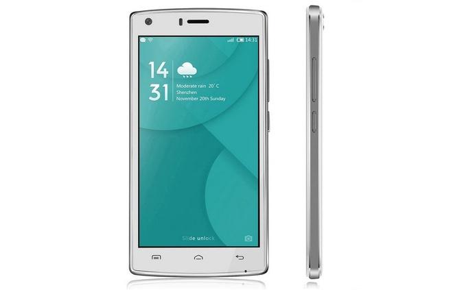 Smartphone DCO X5 Max ho tro dung 2 tai khoan Facebook hinh anh 4