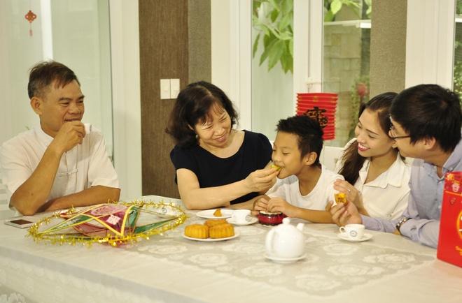 Tet Trung thu - net dep van hoa Viet hinh anh 2