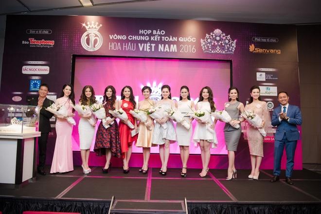 Vuong mien Hoa hau Viet Nam 2016 sap tim duoc chu nhan hinh anh 6