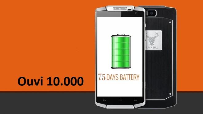 Smartphone OUVI co pin cho len den 75 ngay hinh anh 1