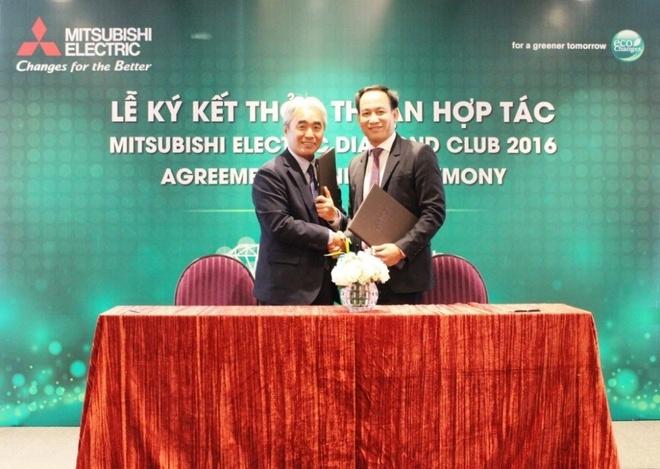 Mitsubishi Electric Viet Nam anh 2