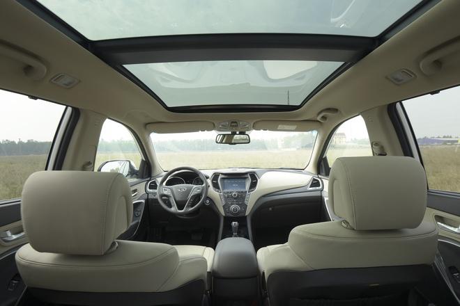Uu dai 30 trieu dong cho xe Hyundai Santafe, Tucson, Elantra hinh anh 2
