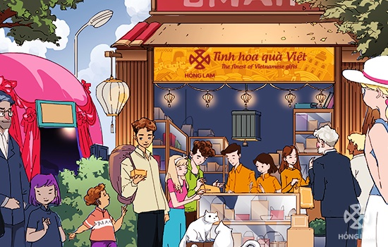 Hanh trinh chinh phuc thi truong Viet cua o mai hinh anh 11