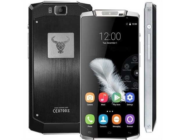OUVI 10000 - smartphone pin khoe 10.000 mAh hinh anh 4