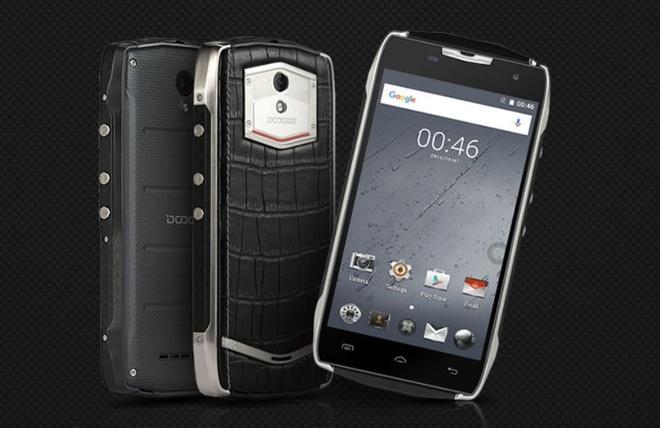 Smartphone DCO T5 Nhat chong nuoc, man hinh dong dinh duoc hinh anh 3