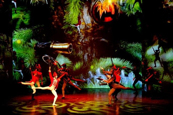 Ballet 'Ho thien nga' va 'Kep hat de' cua Tchaikovsky den VN hinh anh 3