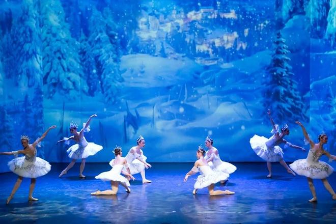 Ballet 'Ho thien nga' va 'Kep hat de' cua Tchaikovsky den VN hinh anh 4