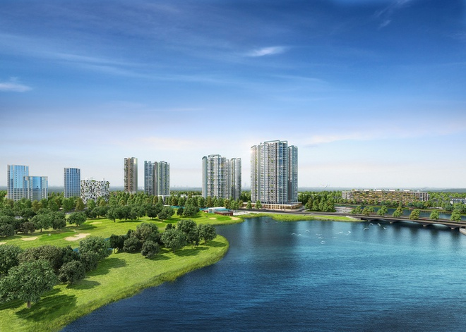 Ecopark mo ban toa Sky3 khu can ho Aqua Bay hinh anh 1