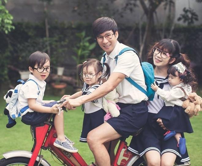3 meo cham con khoe cua Minh Ha - Ly Hai hinh anh