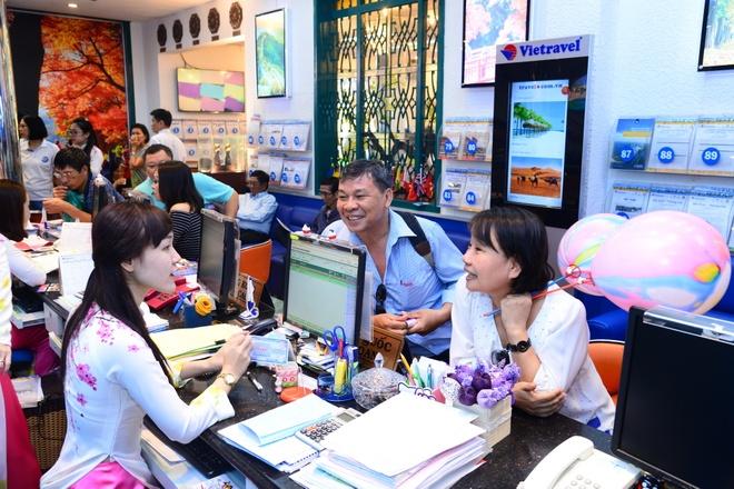 Vietravel tang 73 bac trong Top 500 doanh nghiep lon nhat VN hinh anh 1