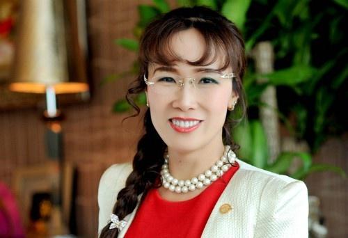 Nu Tong giam doc Vietjet: Ban linh khac biet tu su tu tin hinh anh 1
