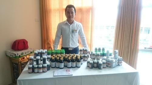 Luong y Nguyen Ngoc Dong - nguoi phat huy bai thuoc quy hinh anh 1