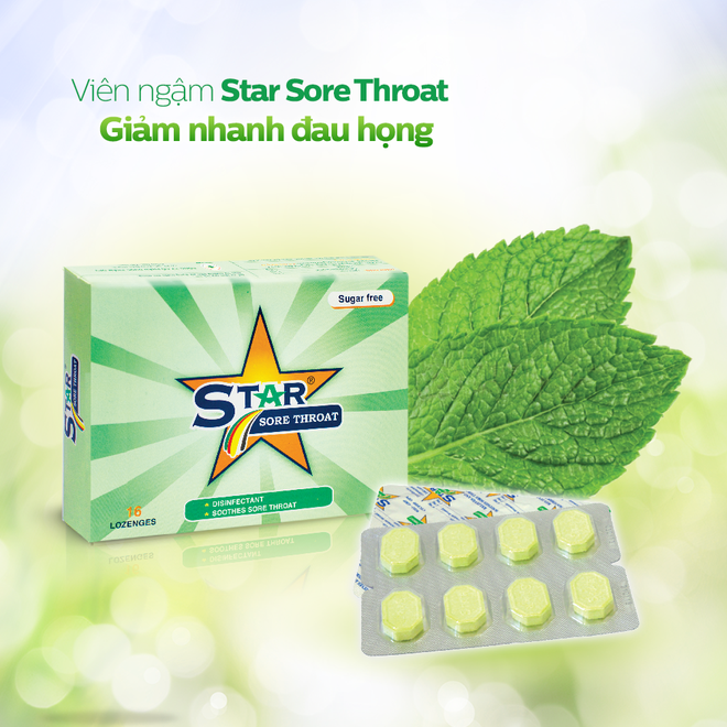 Star Sore Throat anh 3