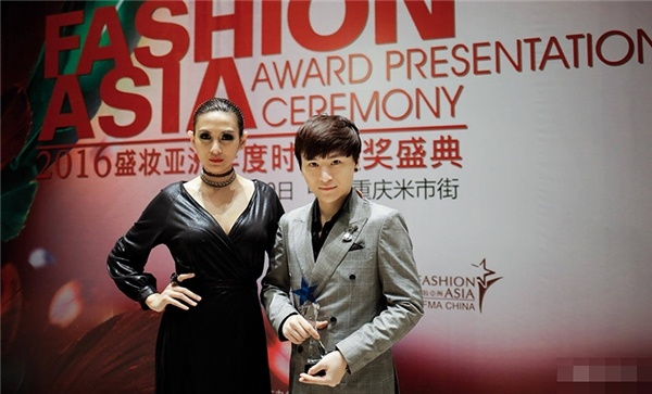Vo Hoang Yen do dang ben quan quan Top Model Asia Award hinh anh 4