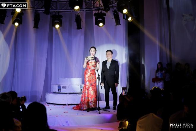 Vo Hoang Yen do dang ben quan quan Top Model Asia Award hinh anh 6