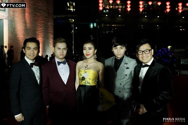 Vo Hoang Yen do dang ben quan quan Top Model Asia Award hinh anh 10